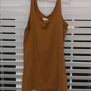 Old Navy brown Tank Top🤎 NEVER WORN